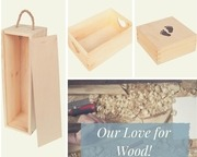 with love for wood