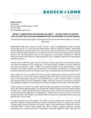 lum 0018 usa 17 ecp launch press release final