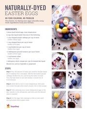 PDF Document eggdying printable