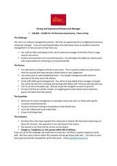 PDF Document restaurant manager advert final