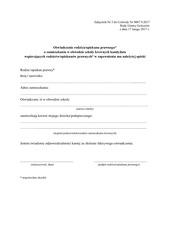 PDF Document oswiadczenie krewni