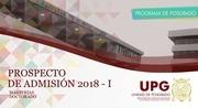 PDF Document prospecto 2018 i digital