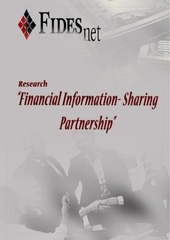 fidesnet research financial information sharing partnership