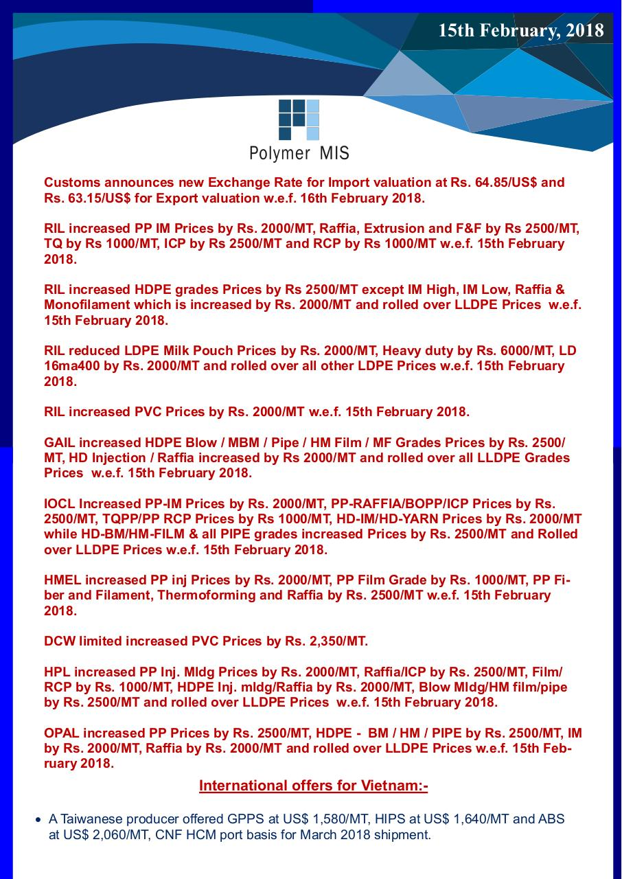 Document preview Newsletter 15th February 2018 (1) (1).pdf - page 1/4