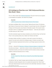 PDF Document us intelligence rewrites over 1000 hollywood movies