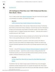 us intelligence rewrites over 1000 hollywood movies