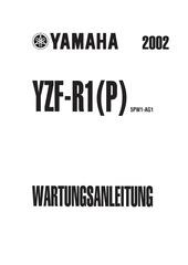 werkstatthandbuch yamaha yzf r1