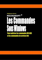 les commandes sous windows