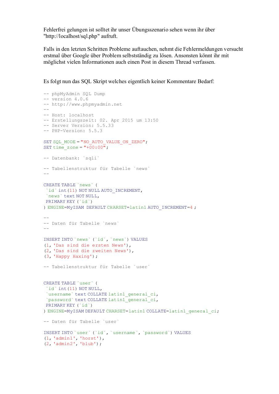 SQL Injection Tutorial.pdf - page 4/16