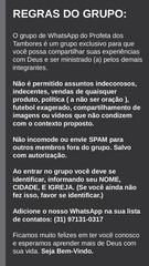 PDF Document regras do grupo