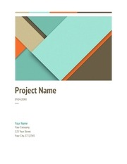 PDF Document project proposal