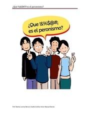 PDF Document que es el peronismo