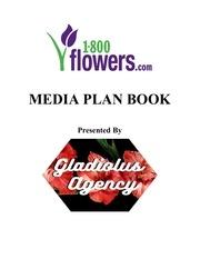 media plan 1800 flowers