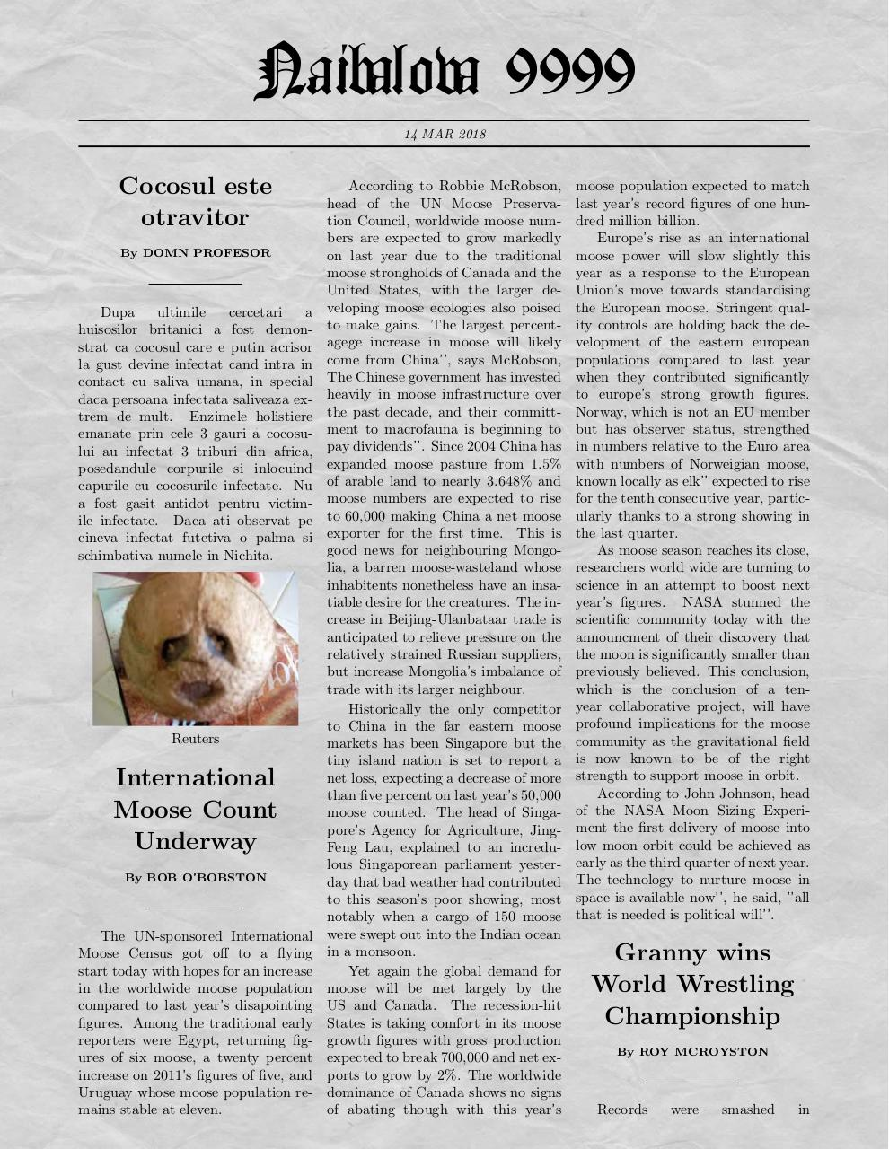Document preview newspaper.pdf - page 1/2