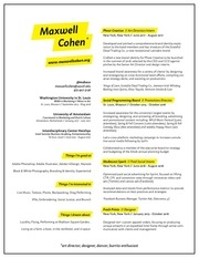 PDF Document maxwell cohen resume 2018