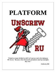 unscrew ru platform