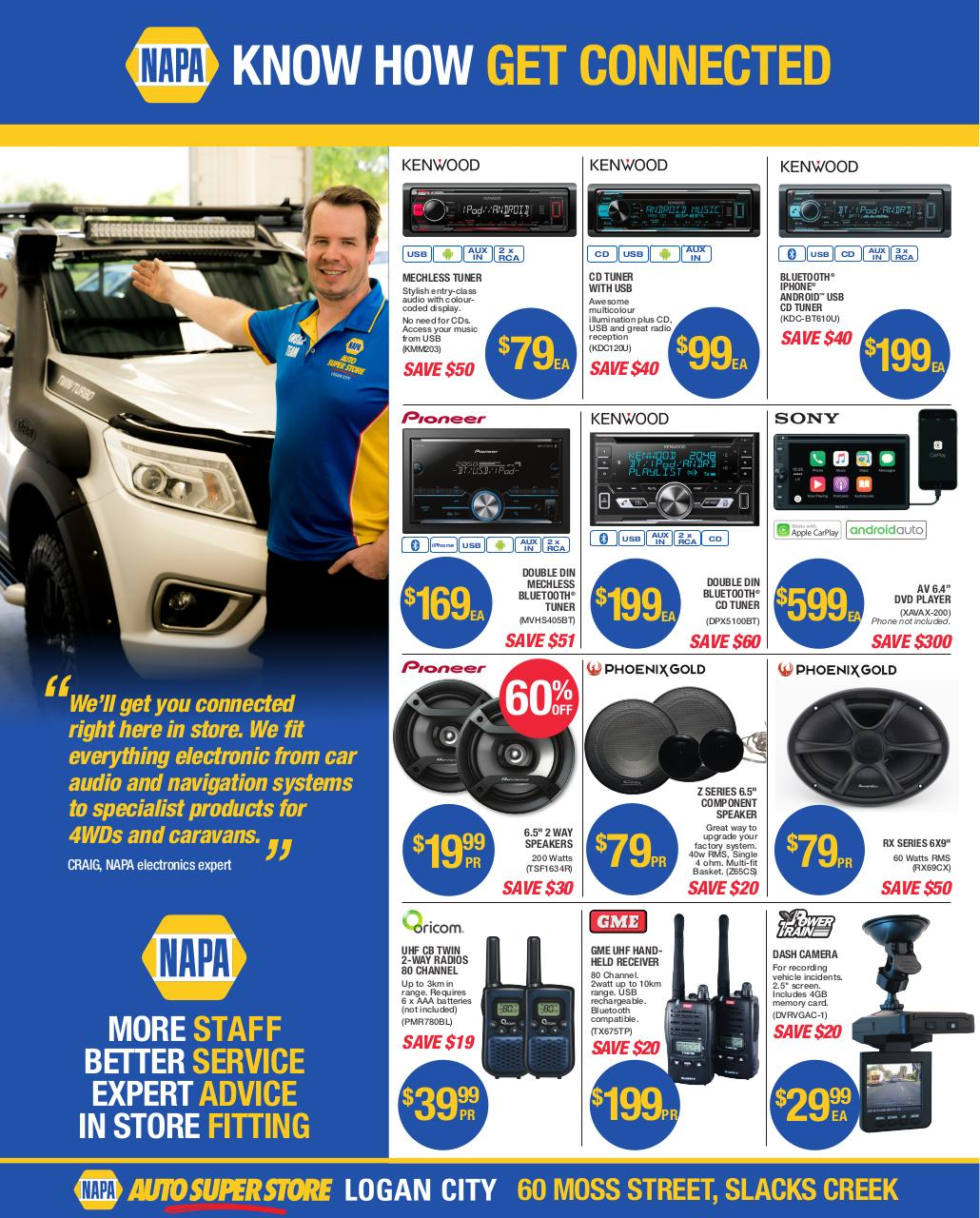 589750 NAPA Auto Super Store Catalogue 8pp FINAL - PDF Archive