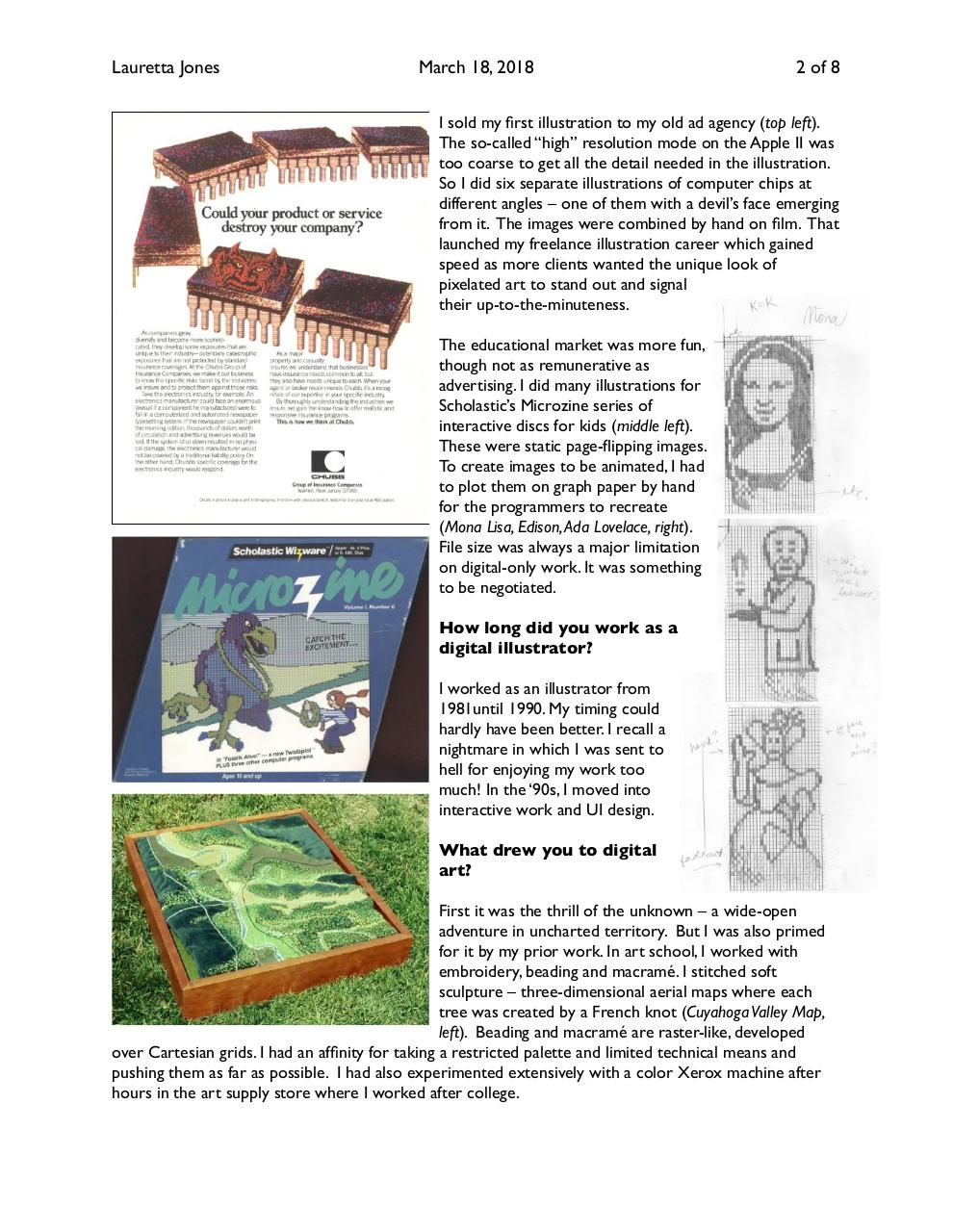 Pixel Art Interview Final.pdf - page 2/8
