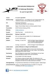 PDF Document ausschreibung salzburger muskestier 2018