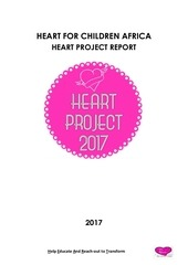 heart project report 2017