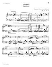 chopin op28 no15