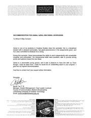 PDF Document recommendation for zainal azrul