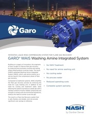 garo wais flare gas recovery brochure