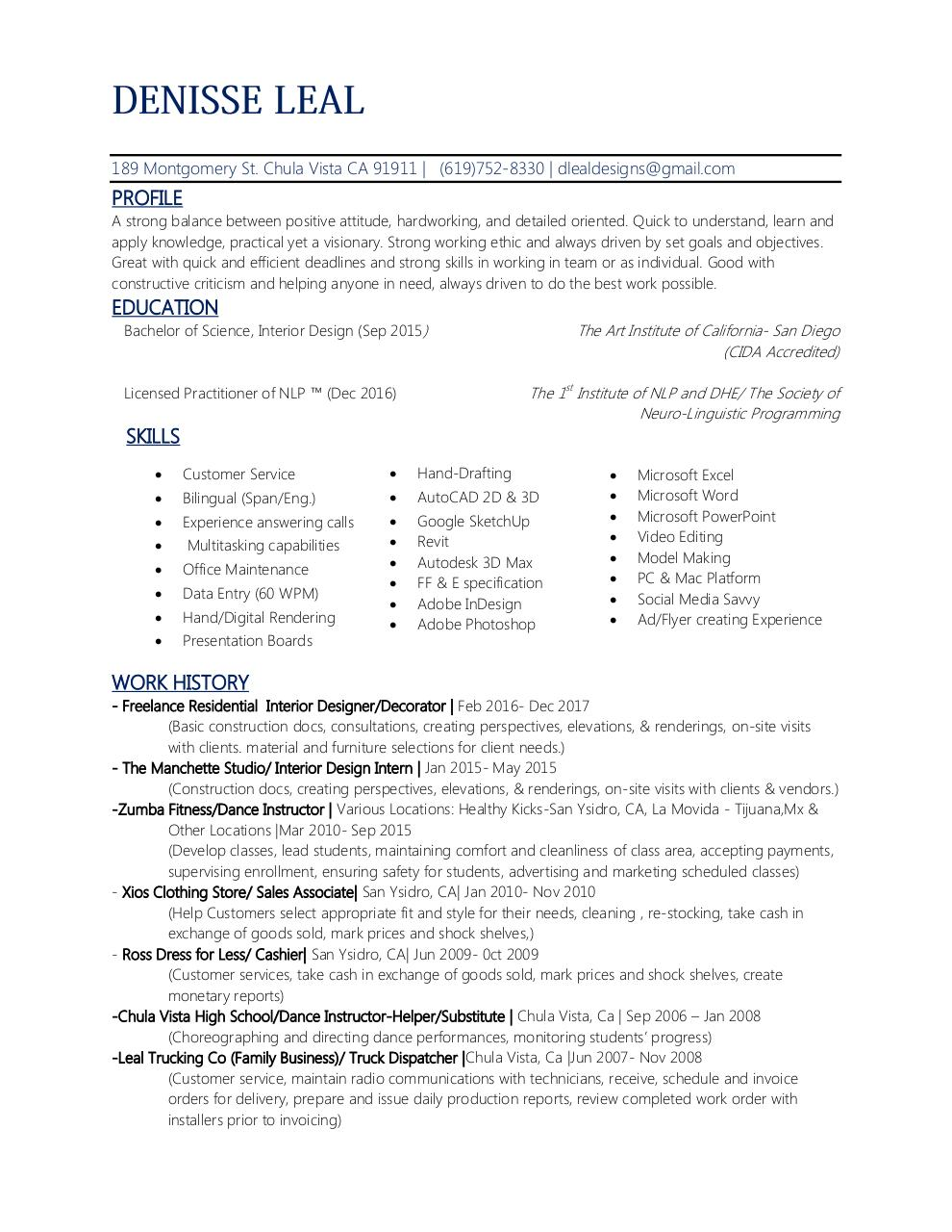 Document preview DenisseLealResume01.pdf - page 1/1
