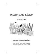 PDF Document diccionario basico ilustrado wayuunaiki