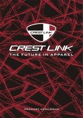crest link golf apparel catalogue 2018