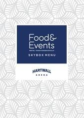 skybox food menu