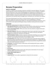PDF Document resumepreparation