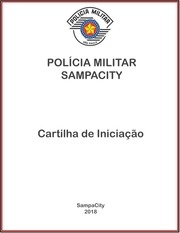 cartilha pmesp