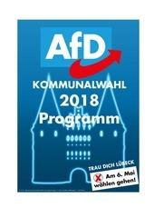 kommunalwahlprogramm2018 afd luebeck