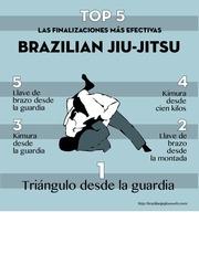 las tecnicas de brazilian jiu jitsu m s efectivas
