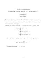 romanlyapin theoryassignment
