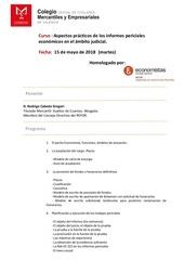 010 aspectos practicos informes periciales 150518