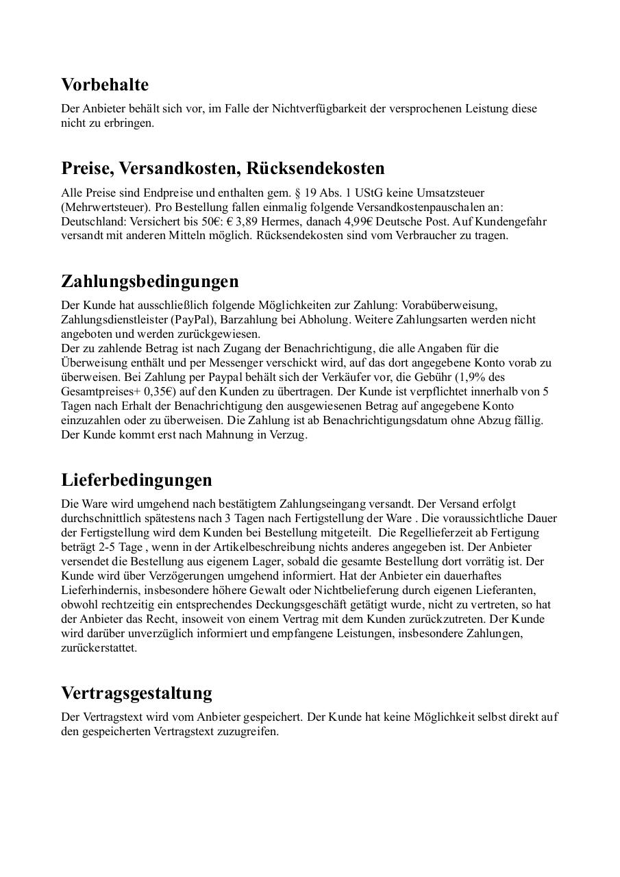 Document preview AGBsPlotterwerk.pdf - page 2/5