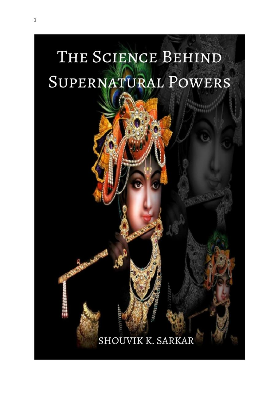 The Science Behind Supernatural Powers.pdf - page 1/154