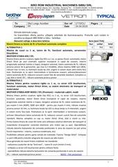oferta masini industriale de cusut pf lungu aurelian 1