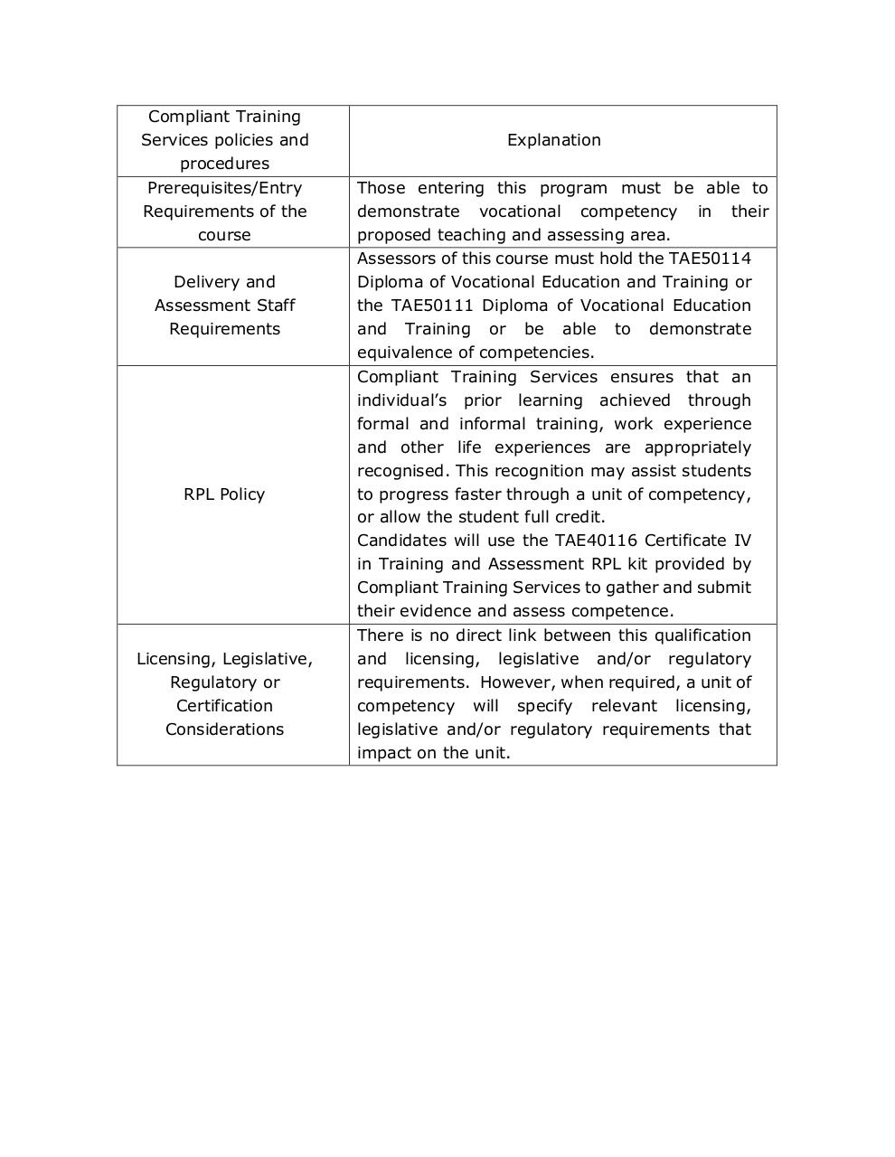 Document preview Compliant Training Services TAS.pdf - page 1/1