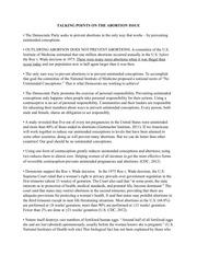 PDF Document talkingpointsabortionissue