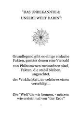 PDF Document d unbekannte und unsere welt darin