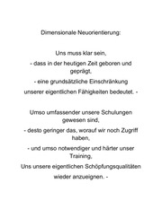 PDF Document dimensionale neuorientierung