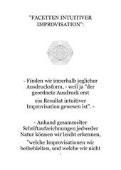PDF Document facetten intuitiver improvisation