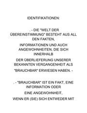 PDF Document identifikationen