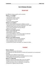 PDF Document niveaux