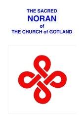 the sacred noran a4v
