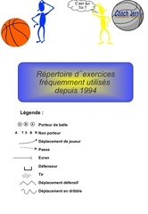 repertoire dexercices trainingsbasketball
