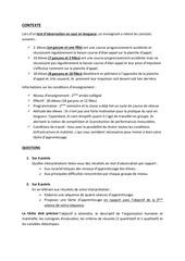 PDF Document examen experimental avec reponses en eps